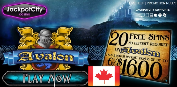 no deposit casino bonus for canada