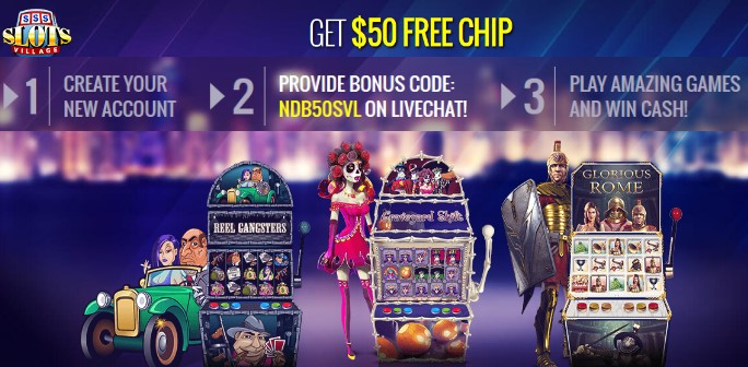 Free chips no deposit required one way mail slot